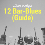 How to play 12 bar blues