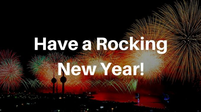 Have A Rocking New Year