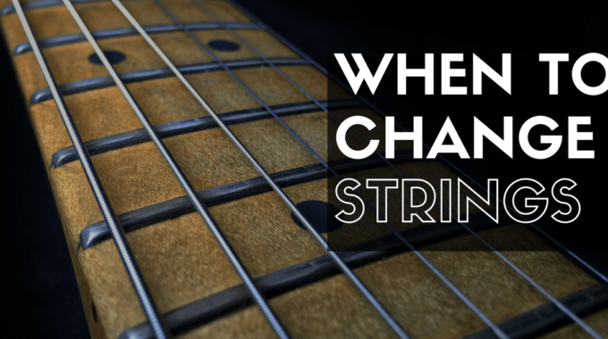 When To Replace Guitar Strings